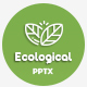 Ecological PowerPoint Template - GraphicRiver Item for Sale