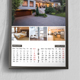 Real Estate Wall Calendar 2018 - GraphicRiver Item for Sale