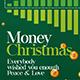 Minimal Money Christmas Flyer - GraphicRiver Item for Sale