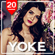 20 Professional Yoke Lightroom Presets Premium