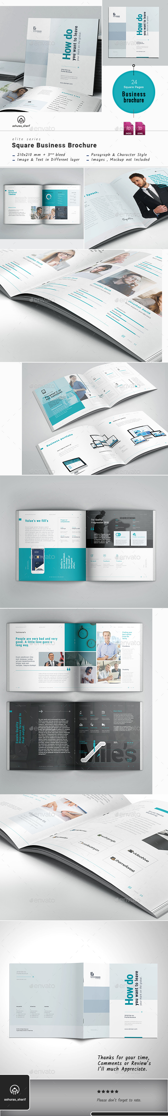 GraphicRiver Brochure 21090568