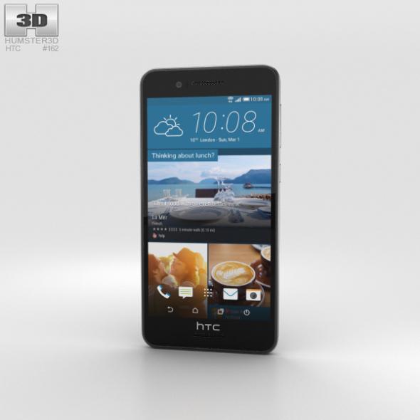 HTC Desire 728 Black