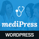 mediPress - Health and Doctor Medical WordPress Theme