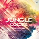Jungle Colors Music Festival Flyer Template