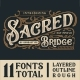 Sacred Bridge Family - GraphicRiver Item for Sale