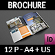 Architectural Brochure Template - 12 Pages - GraphicRiver Item for Sale