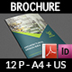 Architectural Design Brochure Template - 12 Pages - GraphicRiver Item for Sale
