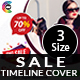 Special Sale Facebook Timeline Cover - GraphicRiver Item for Sale