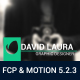 Minimal Lower Thirds For FCP X & Apple Motion - VideoHive Item for Sale