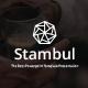 Stambul Google Slides Presentation Template - GraphicRiver Item for Sale