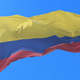 Colombia Flag Waving - VideoHive Item for Sale