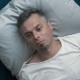 A Man Goes To Sleep After a Hard Day - VideoHive Item for Sale