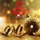Christmas Golden Ball  - VideoHive Item for Sale