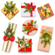 Vector Christmas Gift Boxes - GraphicRiver Item for Sale