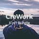 3 in 1 CreWork Bundle Keynote Template