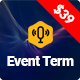 Event Term- Conference & Event WordPress Theme for Single & Multiple Event - ThemeForest Item for Sale