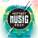 Music Fest Party Flyer - GraphicRiver Item for Sale