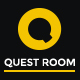 QuestRoom - Creative Escape Room / Quest Room HTML5 & CSS3 Template