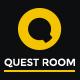 QuestRoom - Creative Escape Room / Quest Room HTML5 & CSS3 Template