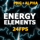 Flash FX Energy Elements - VideoHive Item for Sale