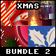 Xmas Bundle Vol.2 - GraphicRiver Item for Sale