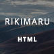 Rikimaru - Multipurpose Modern Website HTML5 & CSS3 Template - ThemeForest Item for Sale