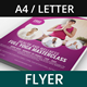 Yoga Class and Session Flyer - GraphicRiver Item for Sale