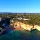 The Famous Benagil Cave and Ocean Coast (Algar De Benagil) in Algarve - VideoHive Item for Sale