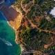 Benagil Cave and Ocean Coast  - VideoHive Item for Sale