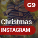 Christmas Instagram - GraphicRiver Item for Sale