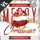 Merry Christmas Poster / Flyer V17 - GraphicRiver Item for Sale