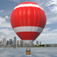 Balloon Hot Air - 3DOcean Item for Sale