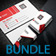 B. Card Bundle_15 (02 items) - GraphicRiver Item for Sale