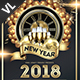 New Year Party Poster / Flyer V19 - GraphicRiver Item for Sale