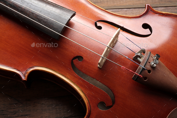 Violin - Stock Photo - Images
