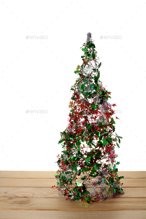 Christmas Tree - Stock Photo - Images