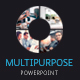 Multipurpose Pitch Deck Powerpoint Template - GraphicRiver Item for Sale