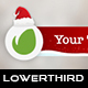 Christmas Lower Thirds - VideoHive Item for Sale