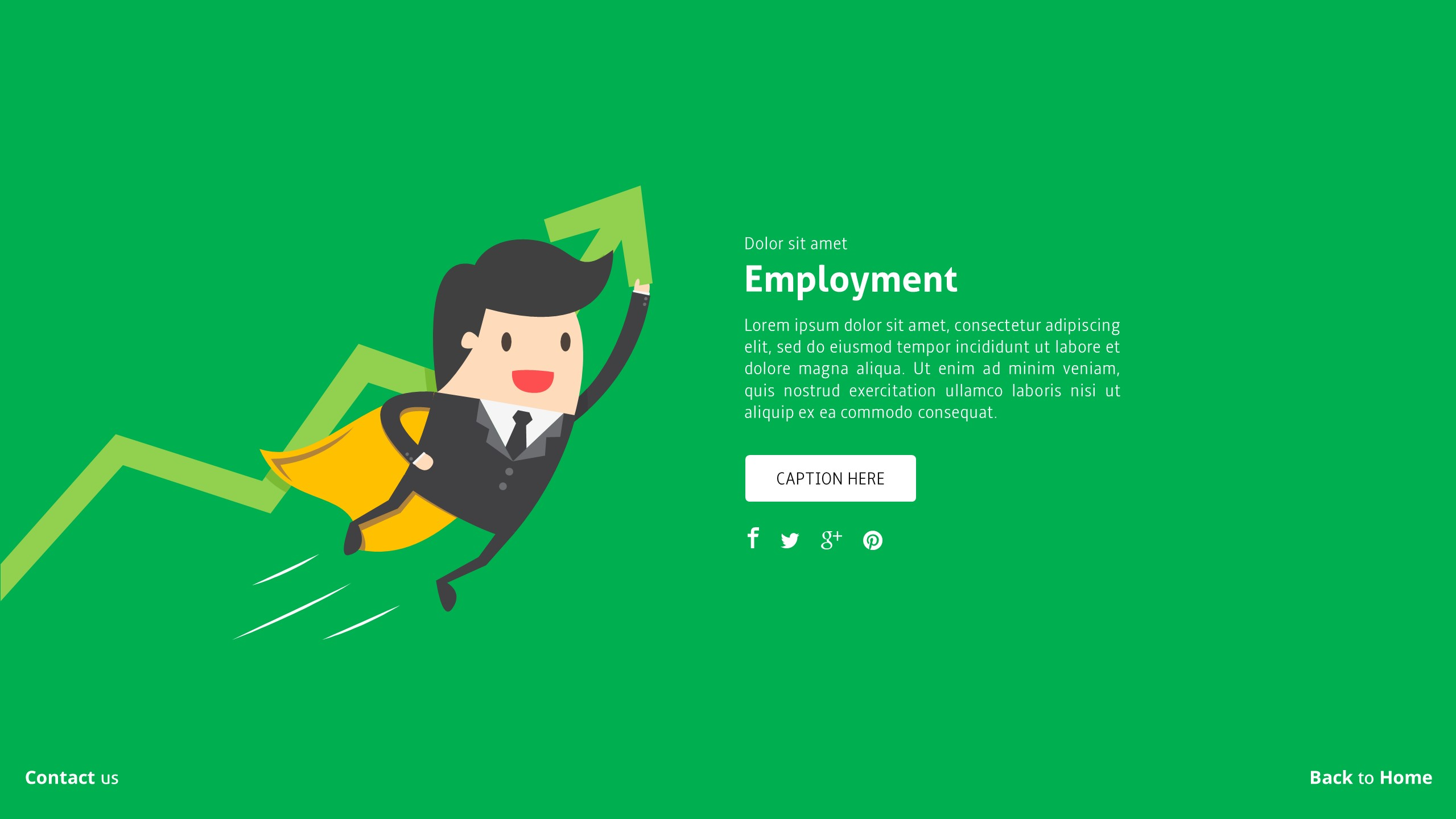 coloristic - animated powerpoint templateafomindia | graphicriver, Powerpoint templates