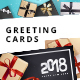 Christmas and New Year's Greeting Cards - GraphicRiver Item for Sale