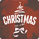 Hipster Christmas Flyer Template - GraphicRiver Item for Sale