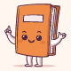 Book Mascot - GraphicRiver Item for Sale
