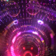 Neon Spherical Tunnel VJ loop - VideoHive Item for Sale