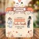 Online - Print Wedding Invitation Card