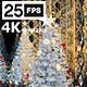 Christmas Deco 2 4K - VideoHive Item for Sale