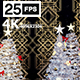Christmas Deco Truck 01 4K - VideoHive Item for Sale