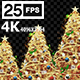 Christmas Tree Magic 3 4K - VideoHive Item for Sale