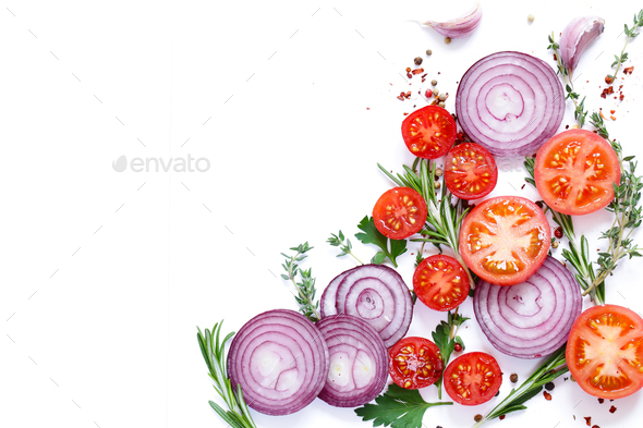 Food Background - Stock Photo - Images