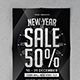 New Year Sale Flyer - GraphicRiver Item for Sale