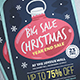 Christmas Sale Flyer - GraphicRiver Item for Sale